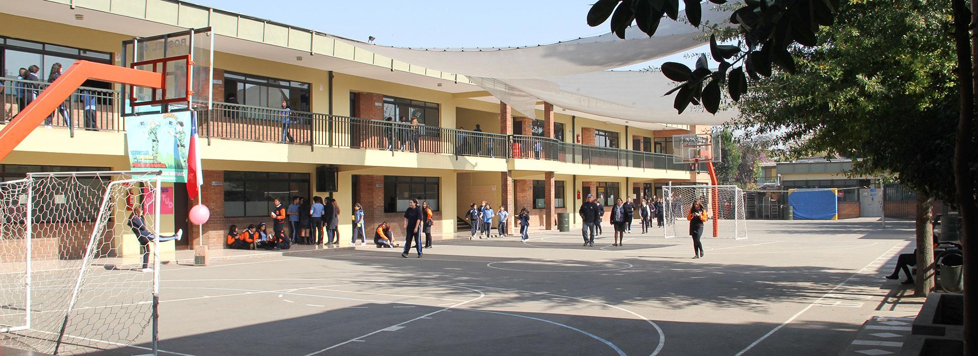 Parte de colegios Fundación Mano Amiga